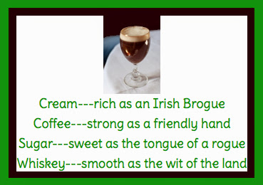 Irish Coffee Toast