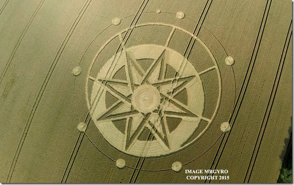Hoo Mill Crop Circle