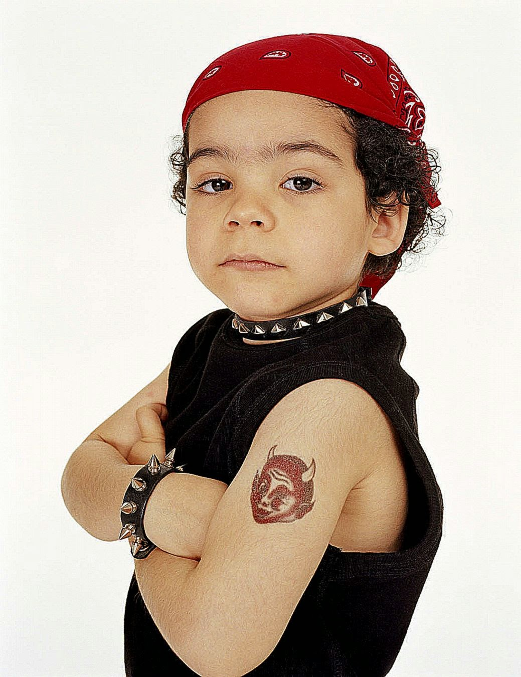 kids with tattoos  Form2Form