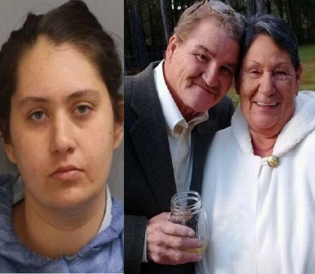 Woman took Uber to her grandma's house and slashed her throat 22 times
