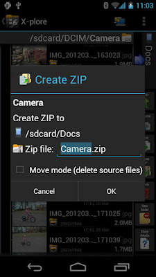 X-plore File Manager v3.03 Apps Android