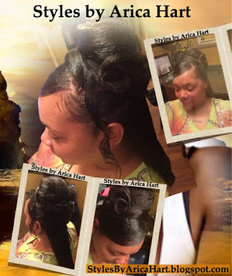 hair styles by a hair stylist