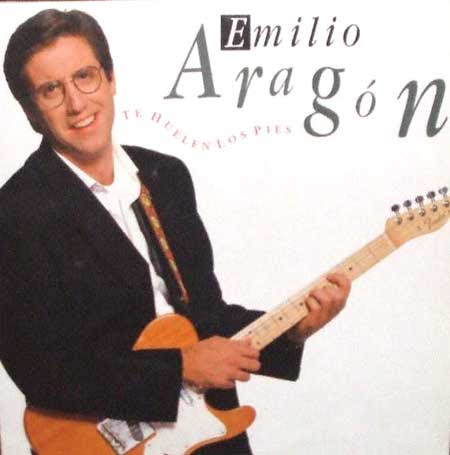 """Emilio Aragón (hijo) - """"Te huelen los pies"""""""