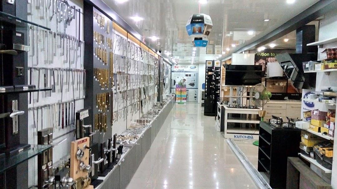 Interior solutions Kitchen Accessories shops in thrissur ...