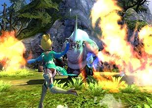 لعبة الاكشن الاسطورية Dragon Nest