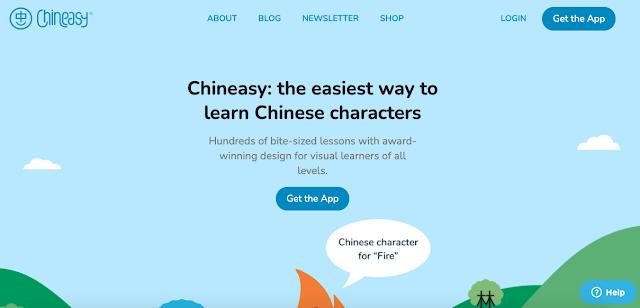 Lições e recursos para aprender chinês