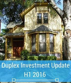Duplex investment update