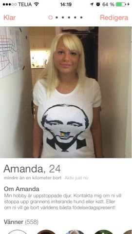 tinder dating sverige