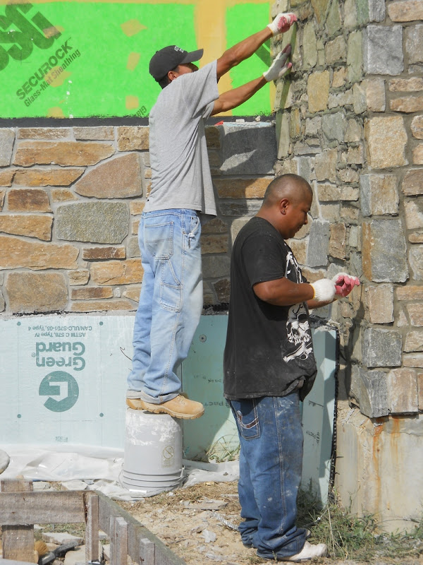 Stoneworkers