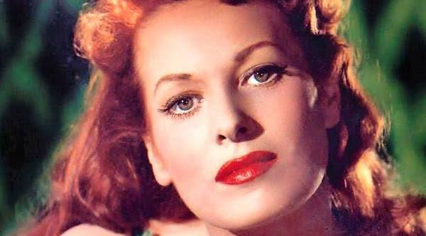 Maureen O'Hara Profile pictures, Dp Images, Display pics collection for whatsapp, Facebook, Instagram, Pinterest.