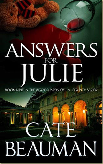 Answers For Julie by Cate Beauman - Thoughts in Progress