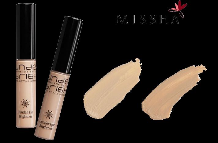 Missha The Style Under Eye Brightener - Light Beige