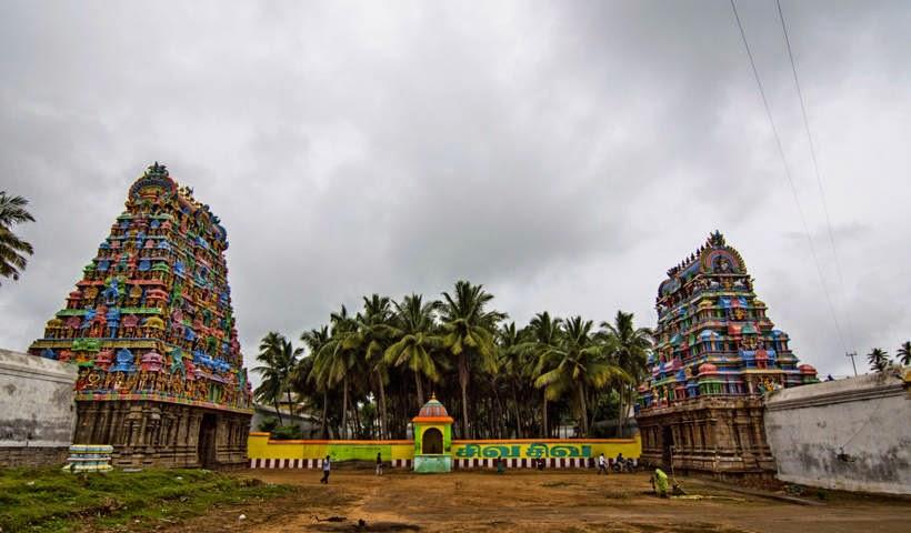 Sri Aiyarappar Temple, Thiruvaiyaru, Thiruvaiyaru - 275 Shiva Temples