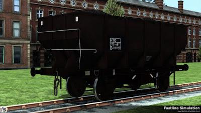dia. 1/146 HTO 21T Coal Hoppers