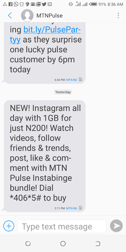 MTN Pulse - How To Get 1GB For N200 On MTN 2