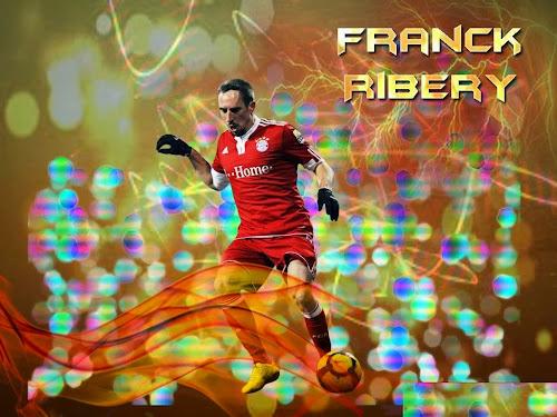 franck ribery wallpapers 2009