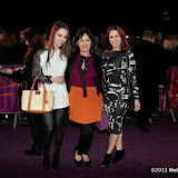 WWW.ENTSIMAGES.COM -  Arlene Phillips  arriving  at  Cirque Du Soleil: Kooza VIP Royal Albert Hall London January 8th 2013                                                       Photo Mobis Photos/OIC 0203 174 1069