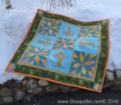 Lets Fly Quilt 2