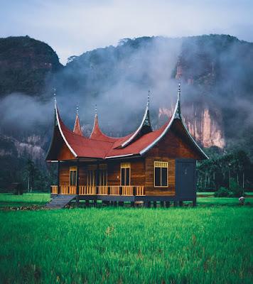 Rumah Khas lembah Harau