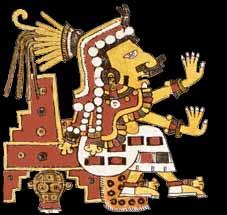 Chantico, Gods And Goddesses 6