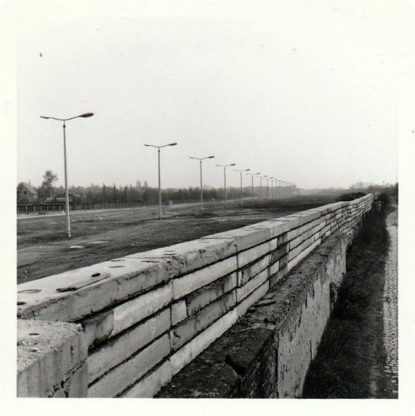 Muren fra Vest, Mine forældre i Berlin 1970