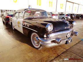 Buick Sheriff Car