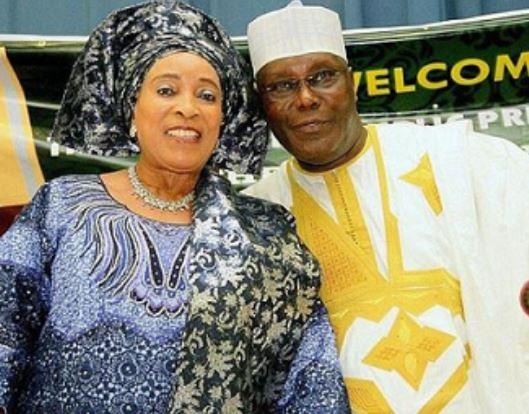 Hoodlums Attack Atiku's Wife In Oyo State
