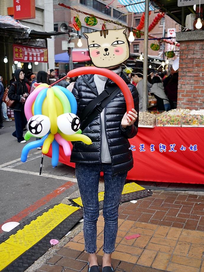 21 可愛的章魚氣球