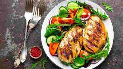 أفضل الأطعمة الغنبية بالبروتين بعد التمرين