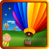 Kids Air Balloon Ride