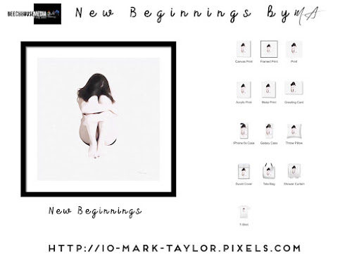 New beginnings art by Mark Taylor