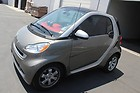 2012 SMART FORTWO COUPE PASSION LIKE NEW !!! GREY RED INTERIOR