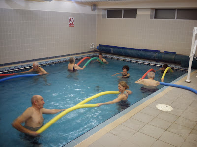 Hydrotherapy Jan 2014