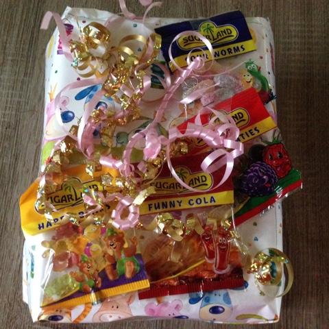 Geschenk für den Kindergeburtstag