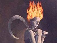 Mari Basque Goddess Of The Moon, Gods And Goddesses 7
