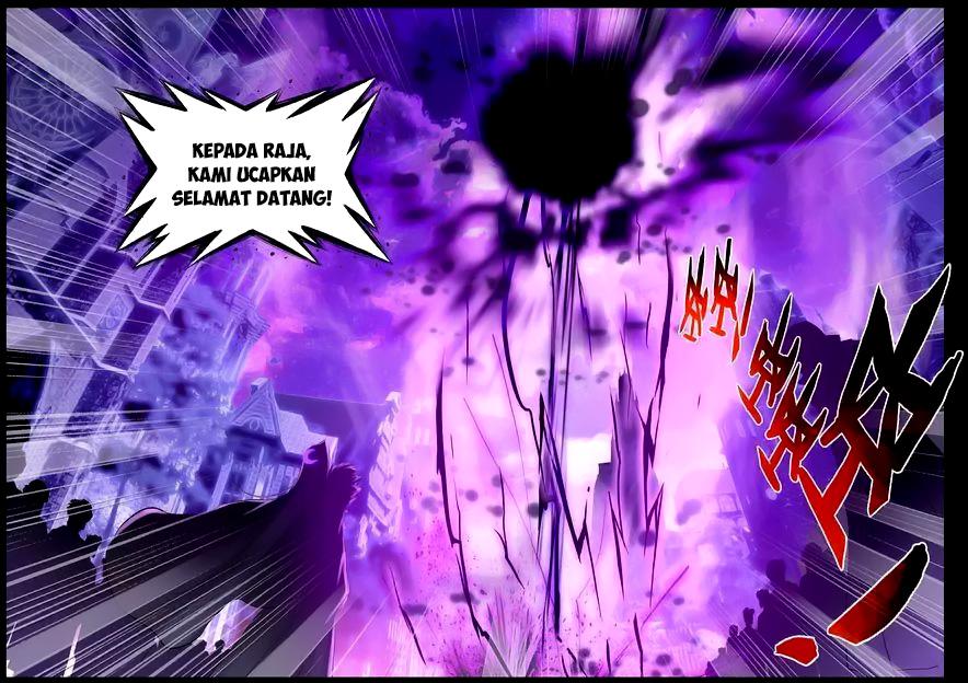 Baca Manga Shen Yin Wang Zuo Chapter 112 Komik Station