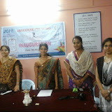 Inauguration of Mahila Sapthaha