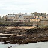 Saint-Malo depuis le Grand Bé