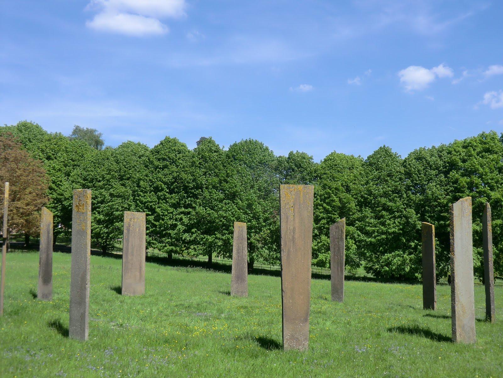 CIMG6801 Millennium Stones, Gatton Park