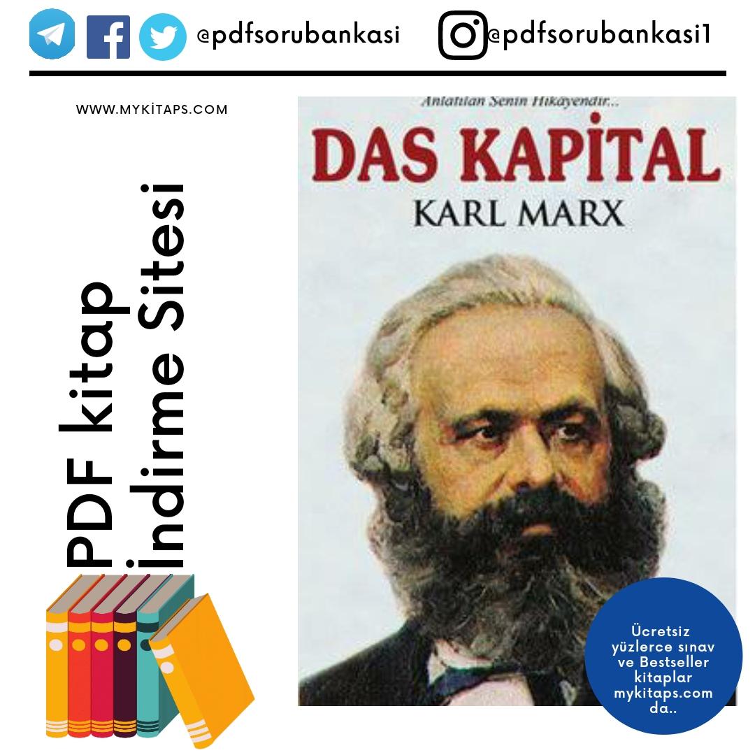 Karl Marks - Das Kapital Türkçe