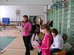"""Спортивный праздник"""" Папа,Мама,Я-спортивная семья"""" март 2011"""