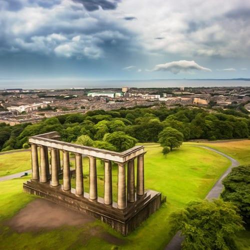 Monument Calton HIll Edinburgh