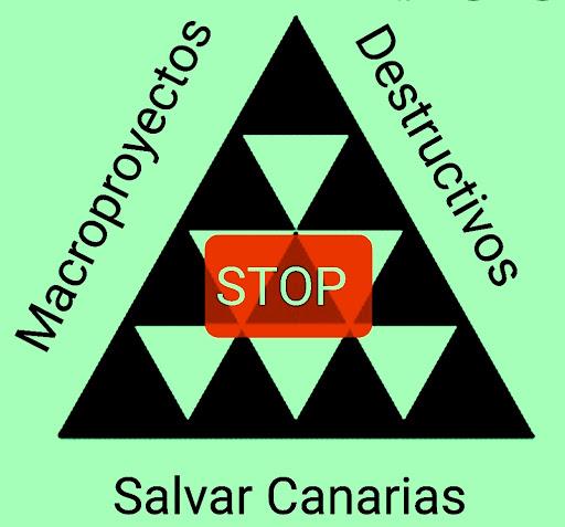 """Coordinadora Salvar/Canarias: STOP a los """"macroproyectos destructivos"""". @salvarcanariascoordinadora"""