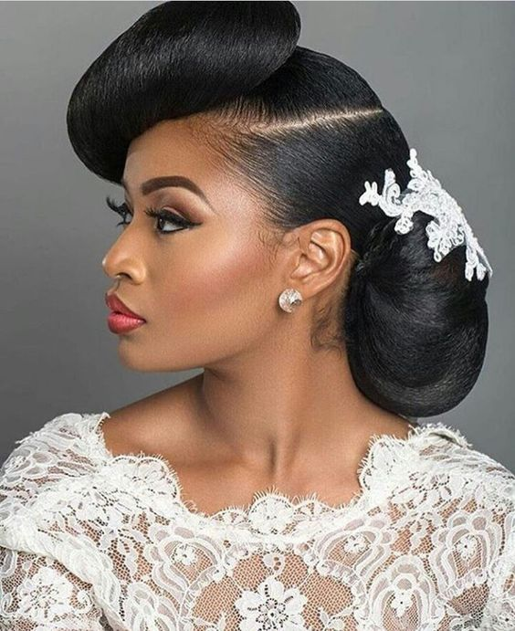 Trend African Prom Hair Ideas For This Season : How To Get It ? 7