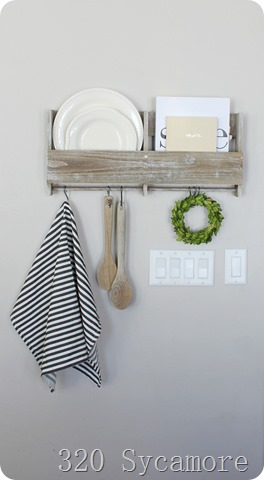 kitchen shelf spring