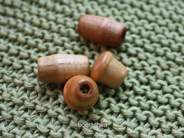 деревянная фурнитура для бижутерии