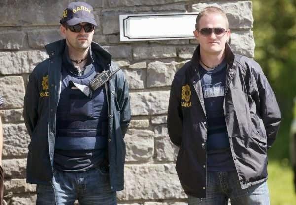 Garda Emergency Response Unit Emergency Response Unit
