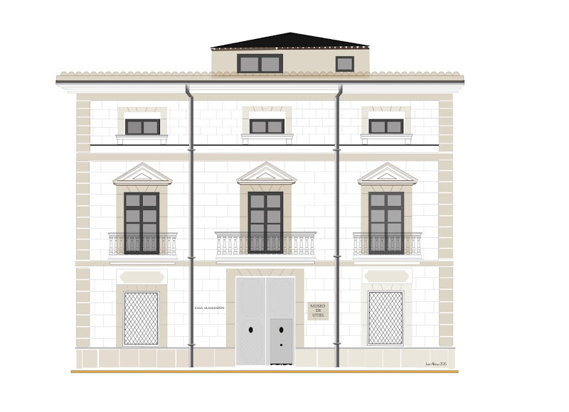Casa alamanzon fachada 01