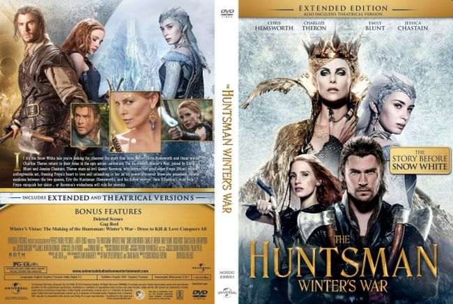 The Huntsman: Winter's War – Latino – Inglés