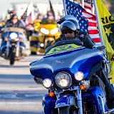 Wreaths Across America Lakeland Motorcycle Escort
